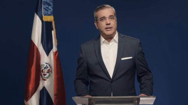 Luis Abinader discurso