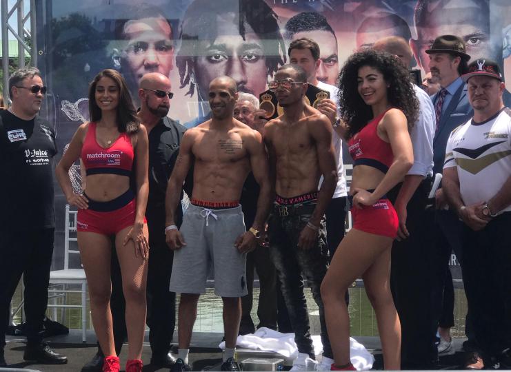 Meneíto Jiménez pelea este sábado por el titulo mundial