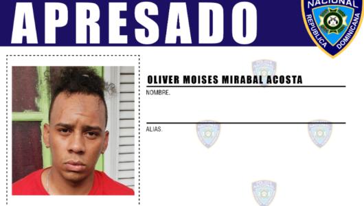 Oliver Moises Mirabal