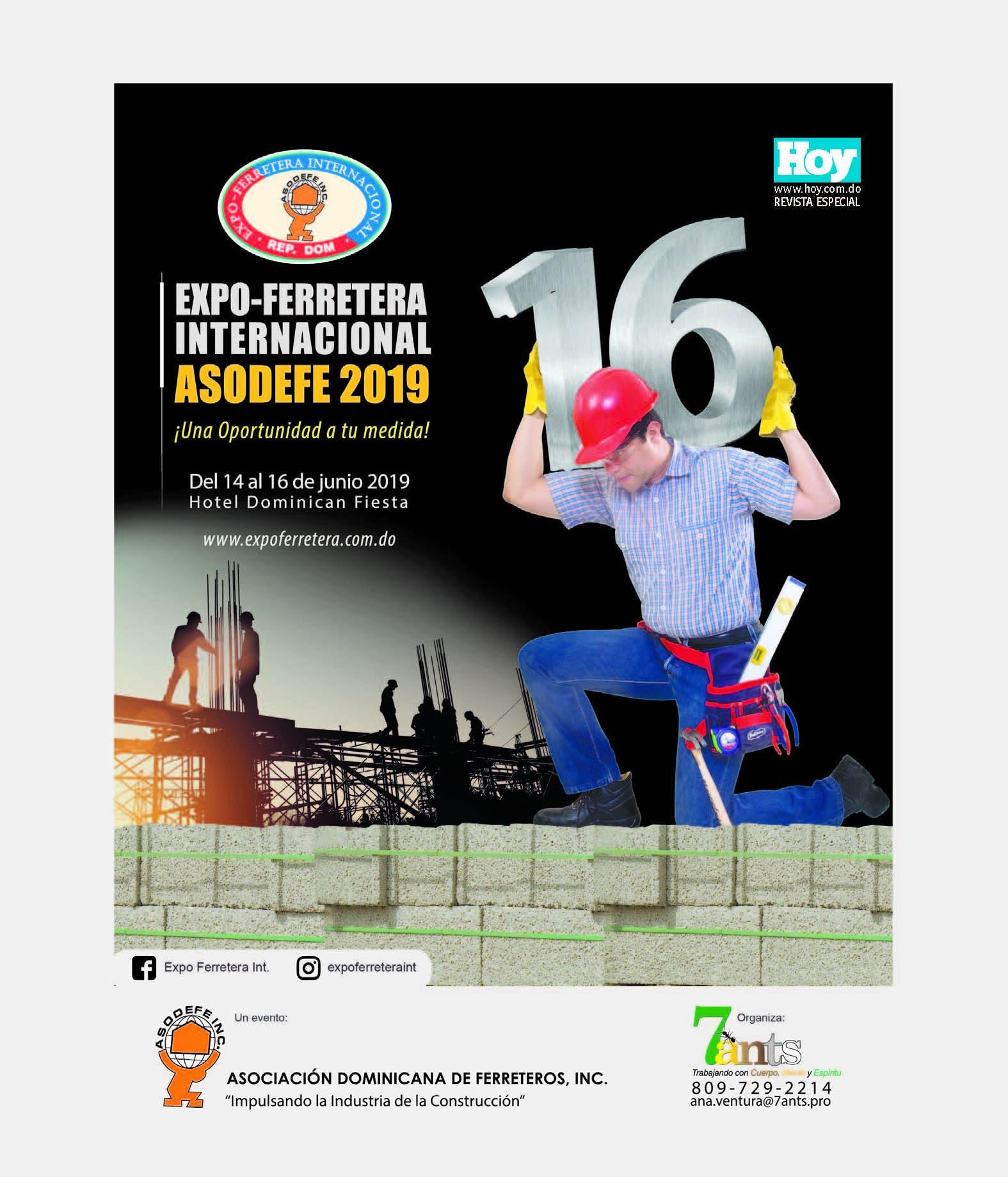 Expo Ferretera 2019