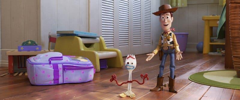 """""""Toy Story 4"""" recauda menos de lo esperado en su estreno"""