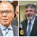 Los imputados en el caso Odebrecht, Ángel Rondón y Víctor Díaz Rúa albergan un temor en común: que el criterio político supere el jurídico.