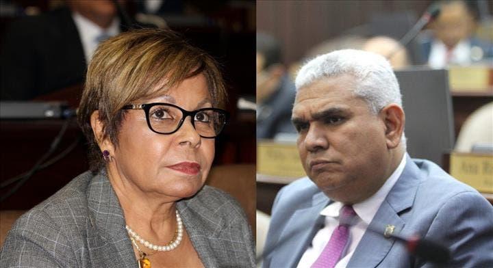 El «lío» entre los diputados Lila Alburquerque y Juan Carlos Quiñones «pica y se extiende»; esto dijeron durante entrevista