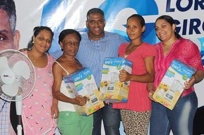 Celebran tradicional fiesta a las madres en Santo Domingo Norte