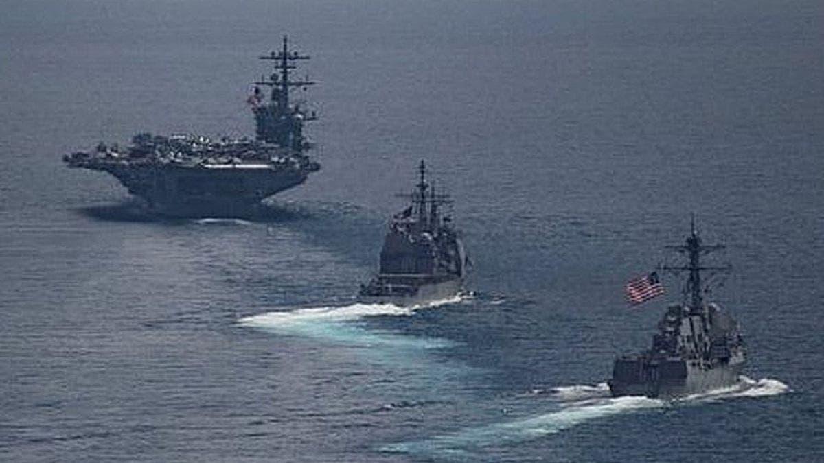 Marina de EE. UU. denuncia maniobra de nave de guerra rusa