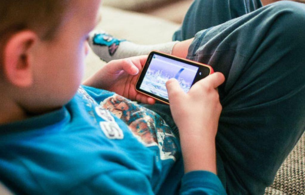 El estrés infantil y su vínculo con  la tecnología