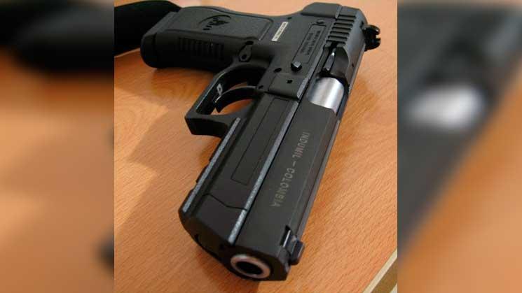 A un hombre se le «zafa un tiro» en el Juzgado de Paz de la Cuarta Circunscripción del DN