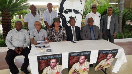 Invitan actividades aniversario fallecimiento Roberto Duvergé