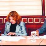 Comisión de Educación Superior escucha representante del Colegio Dominicano de Ingenieros y Agrimensores (CODIA) sobre proyecto que crea nuevo gremio. Fuente Externa.