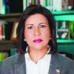 MargaritaCedeño, vicepresidenta de la República.