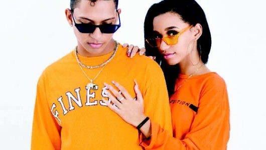 Jóvenes LaureM y Uranu unen su amor en la música