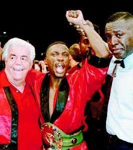 Detrás Del Ring. Murió uno de los grandes del boxeo internacional