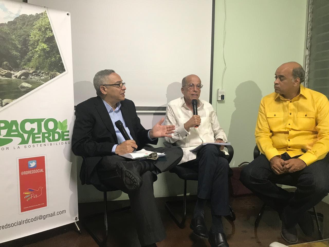 Dan inicio a los «Diálogos hacia el Pacto Verde por la Sostenibilidad» con Max Puig