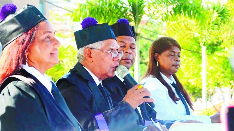 Juicio Politico popular realizado en el parque Sinmon Bolivar en el que se enjuciaba a lideres del partido de Gobierno.  11-7-2019 HOY / Ariel Gomez
