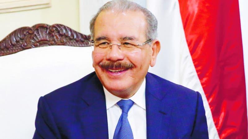 Danilo Medina. Fuente Externa