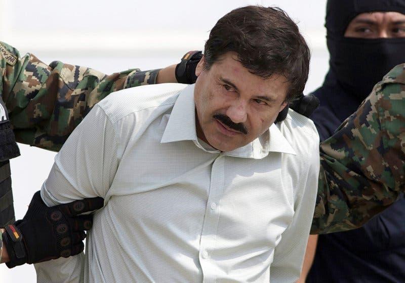 "Fiscales quieren decomisar 12.600 mdd al ""Chapo"" Guzmán"