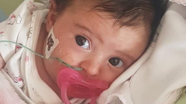 Matilde, la bebé que ha movilizado Portugal, consigue dinero para pagar «medicamento más caro del mundo»