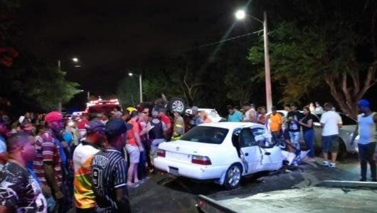Video: Fallece fiscal de Santiago en accidente de tránsito