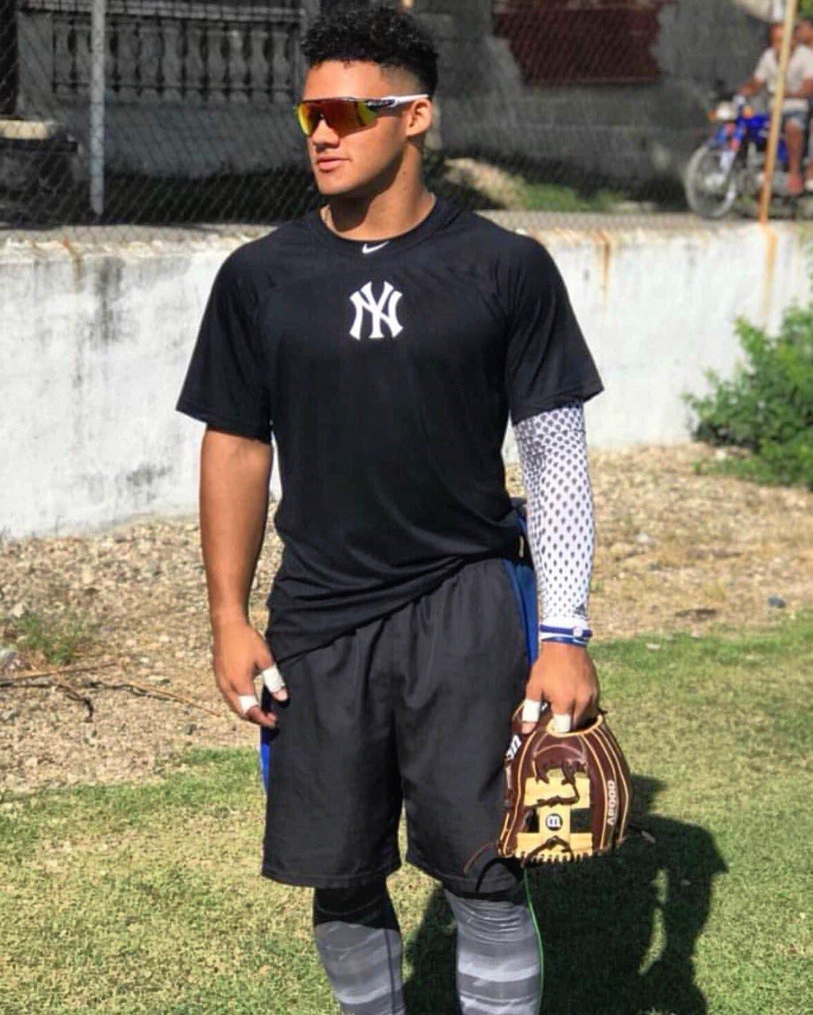 Yankees fichan por 5,4 millones de dólares a prospecto dominicano Jasson Domínguez