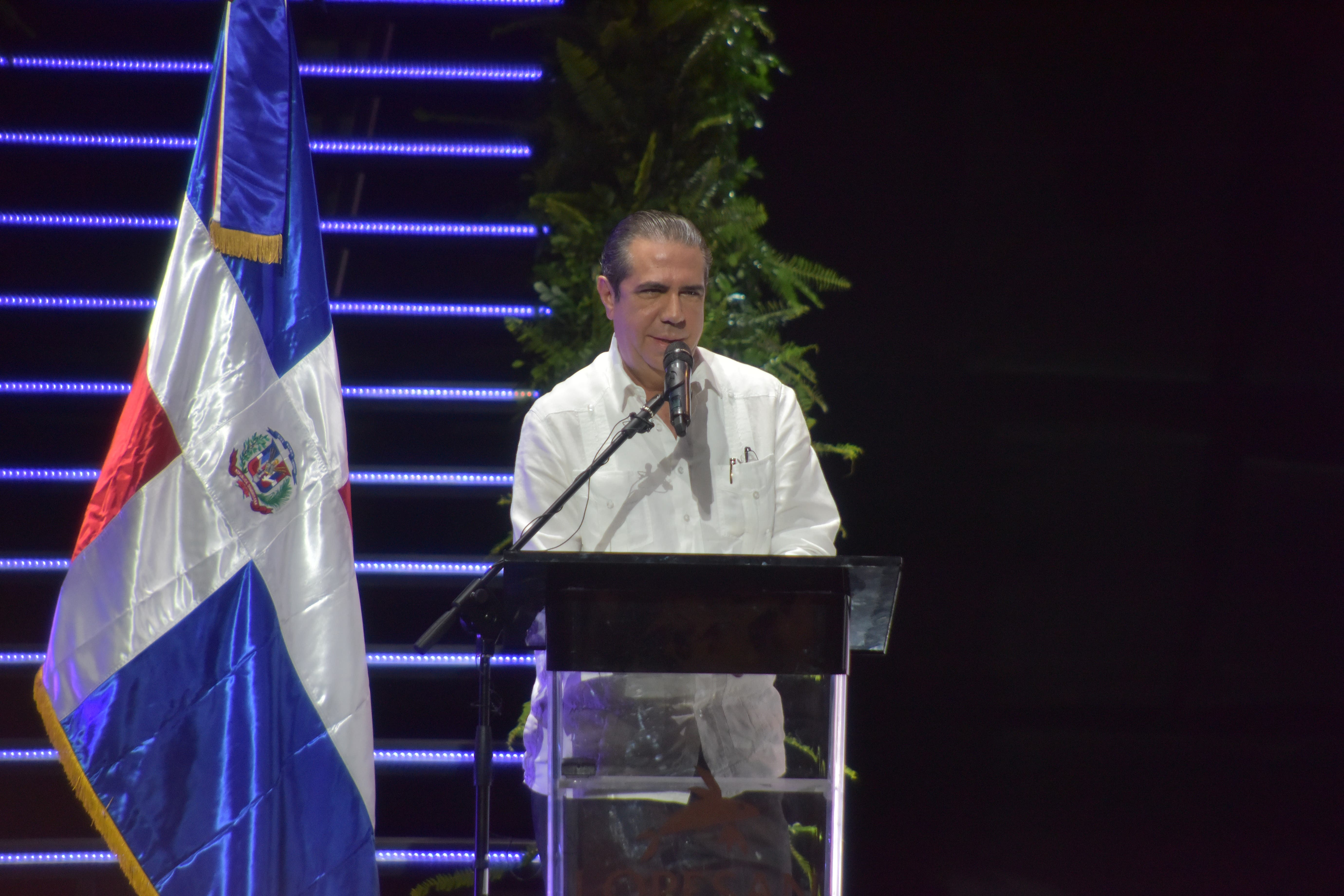 Francisco JavierGarcía: «Seguiremos defendiendo la industria turística de RD»