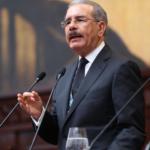Presidente de la Repúblia, Danilo Medina.