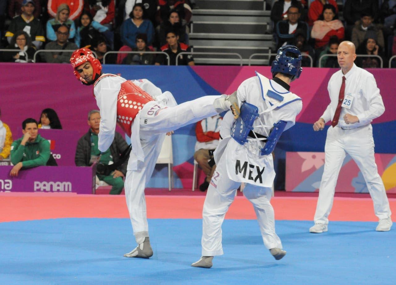 El dominicano Moisés Hernández se lleva un bronce con sabor amargo en el taekwondo de los Juegos Panamericanos