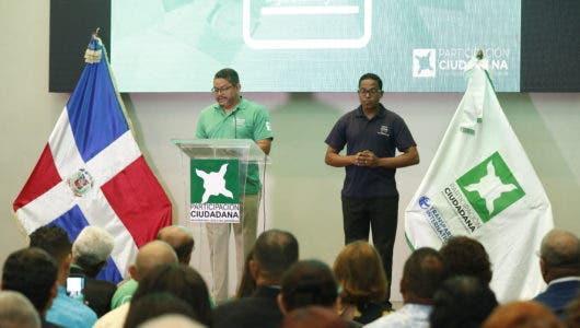 Video: Participación Ciudadana presenta programa Observación Electoral 2020; asegura las elecciones tendrán panorama complejo