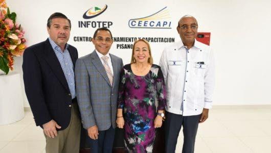 INFOTEP incrementa su apoyo al sector industrial