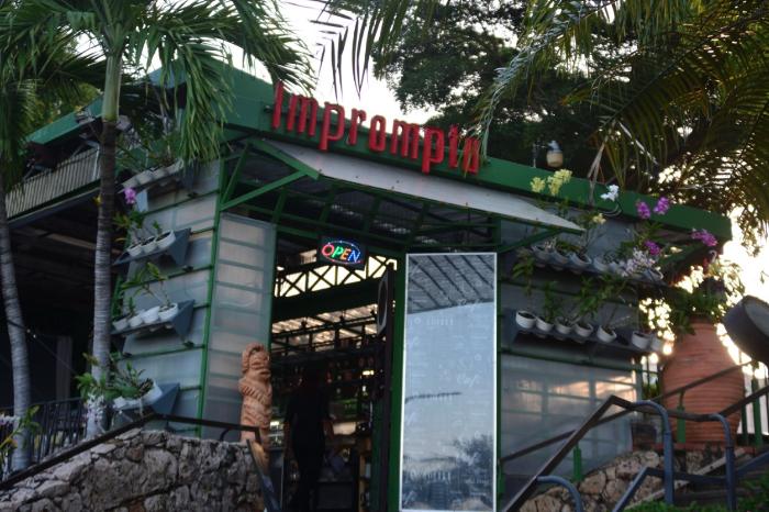 El Mesón de la Cava «rompe» rutina de sus clientes con sus servicios en la terraza Impromptus