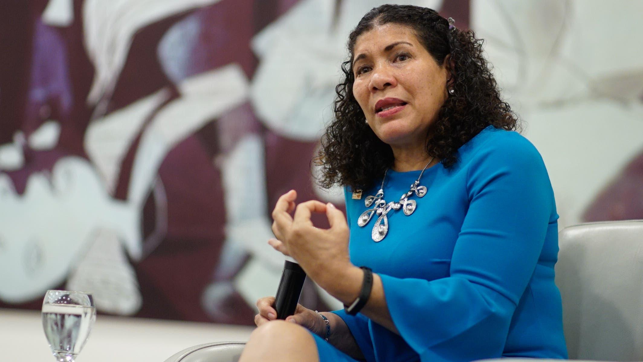 """Sonia Vásquez: «dejarle a las familias la educación sexual o con un enfoque igualitario de género, es mucho"""""""
