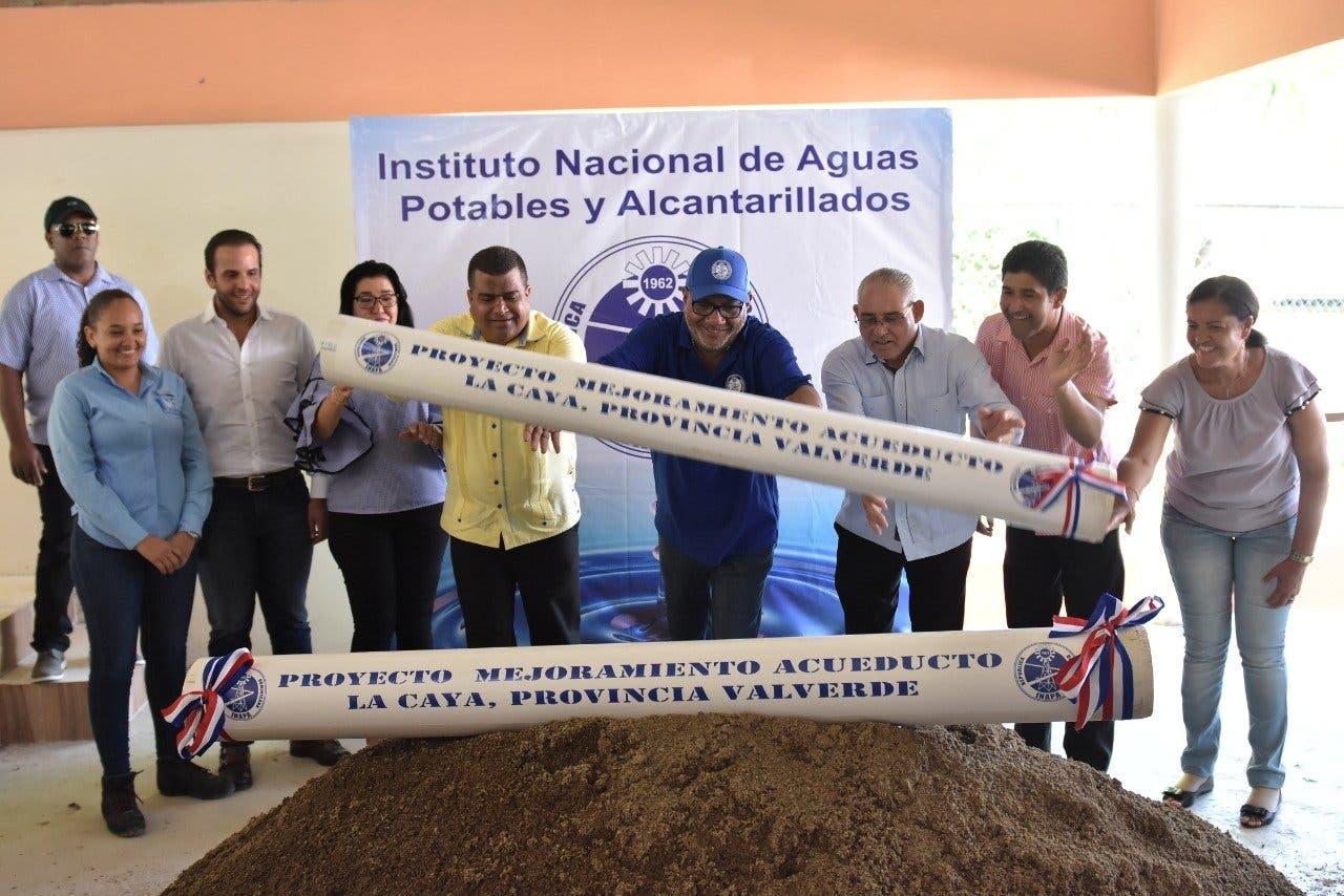 INAPA destinará cerca de 43 millones para reforzamiento acueducto de La Caya