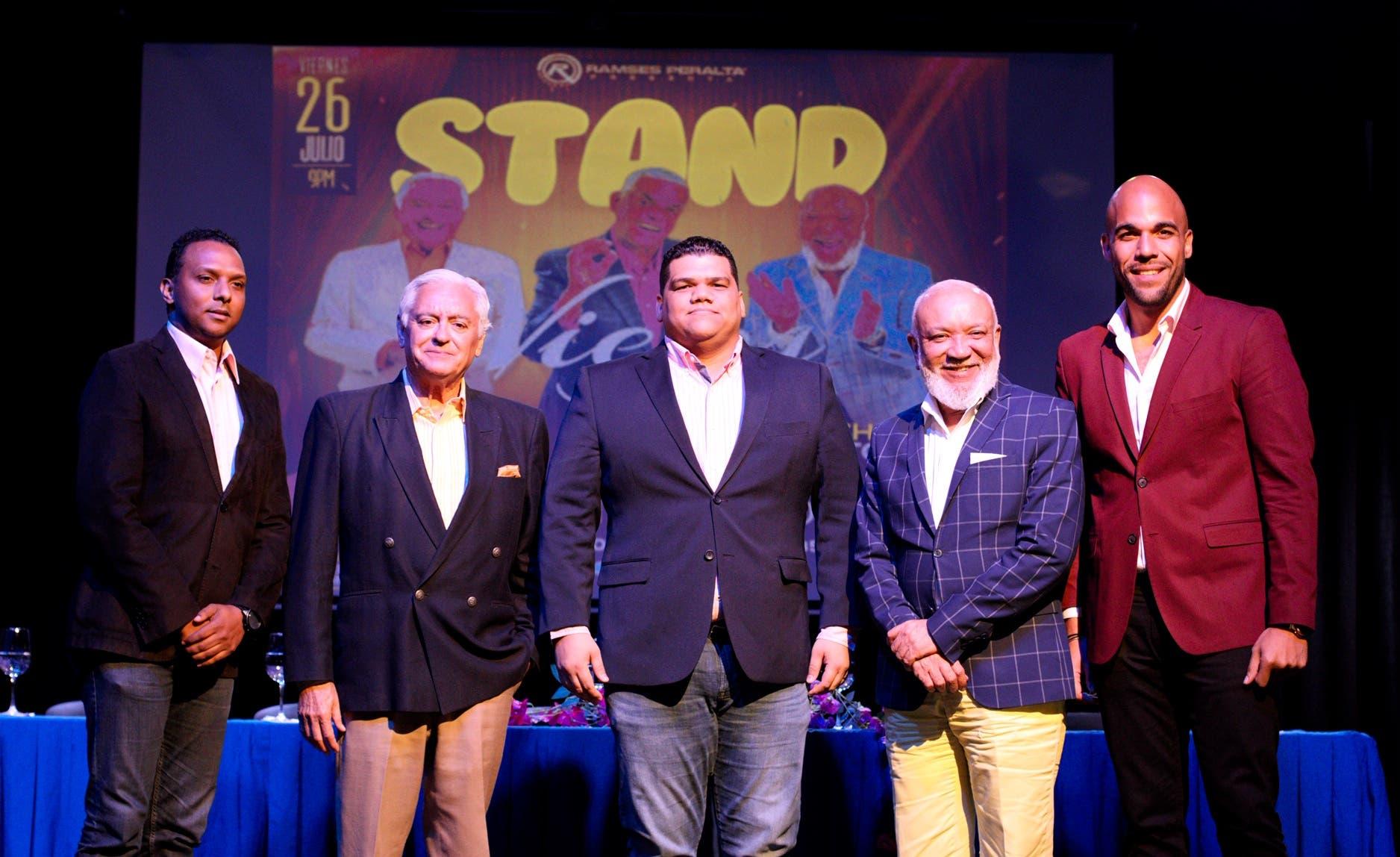 """""""Stand Viejos"""" tendrá segunda función el próximo 2 de agosto"""