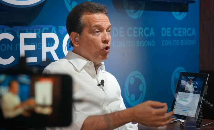 Ito Bisonó: Leonel no defiende la Constitución, sino lograr dos períodos más