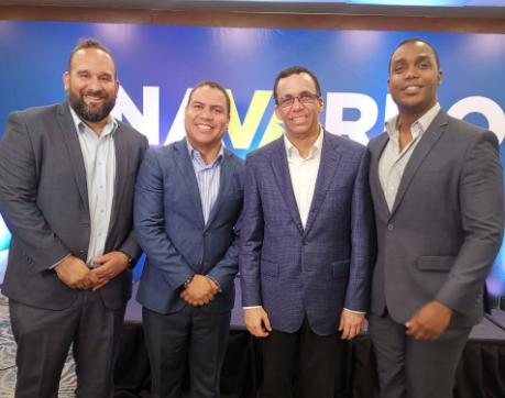 Jóvenes empresarios respaldan precandidatura de Navarro