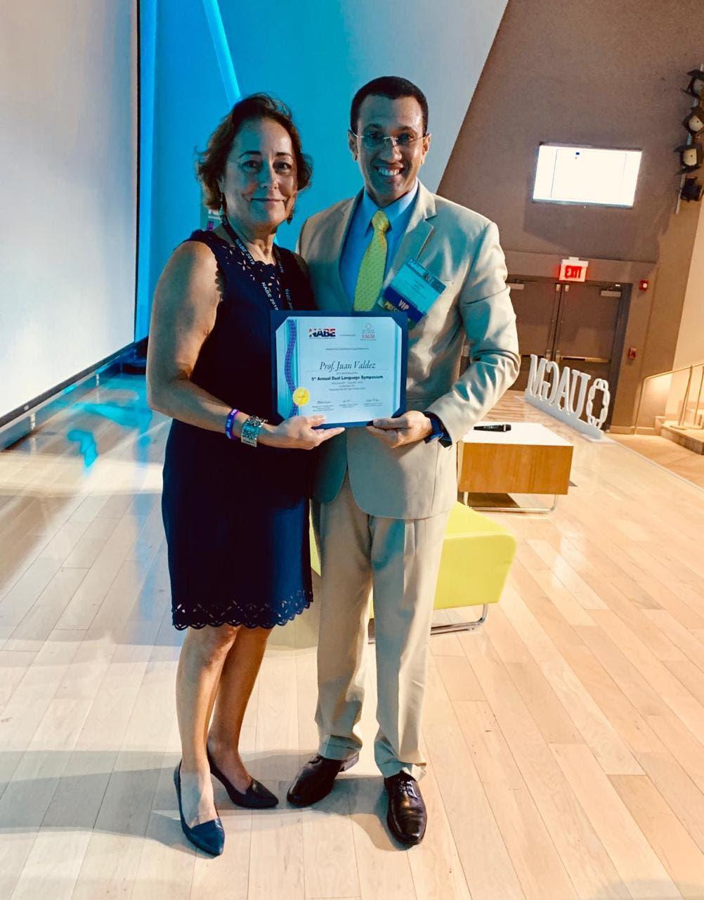 Juan Valdez recibe reconocimiento