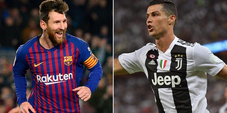 Leo Messi y Cristiano Ronaldo entre los nominados al mejor gol de la temporada 2018-2019
