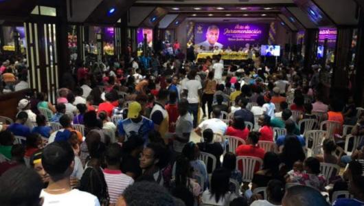 Nelson Guillén exhorta jóvenes participar en actividad política