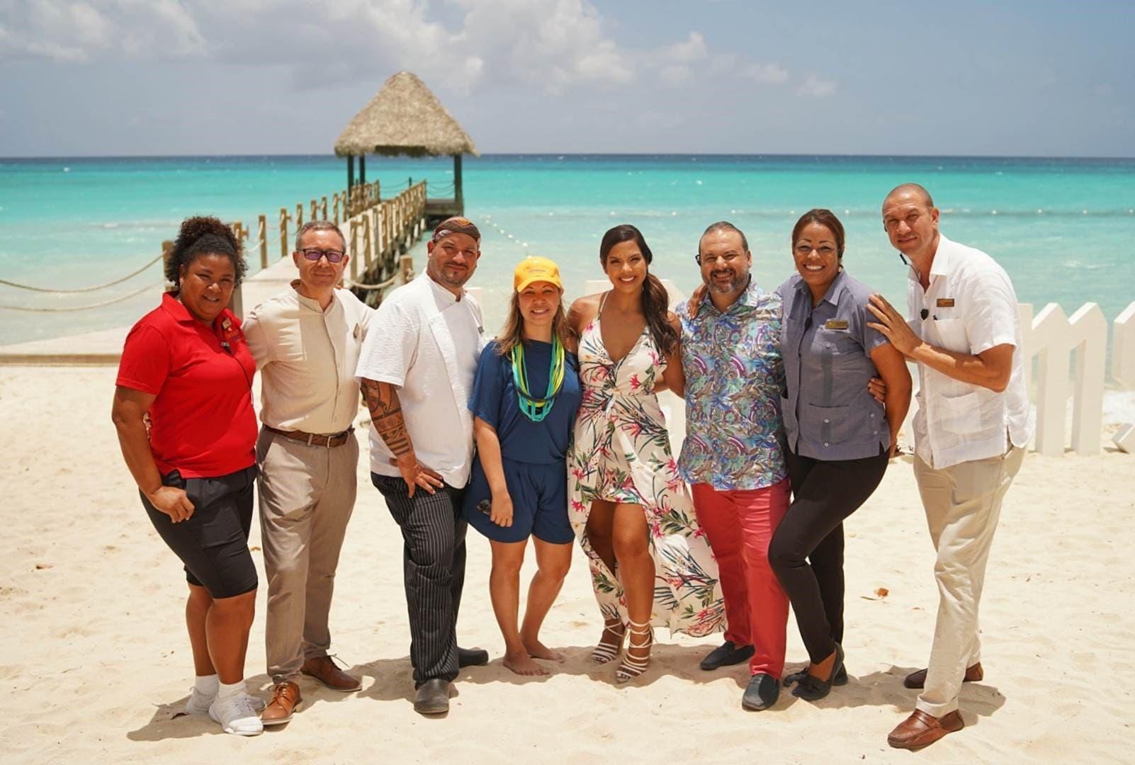 Hoteles Now & Dreams Resorts en Master Chef Dominicana