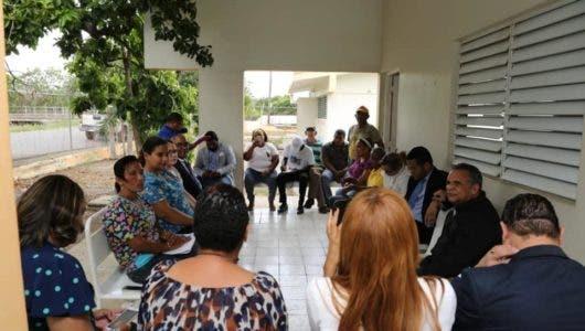 Ventura Camejo asegura que Danilo Medina está interesado en mejorar los servicios de salud