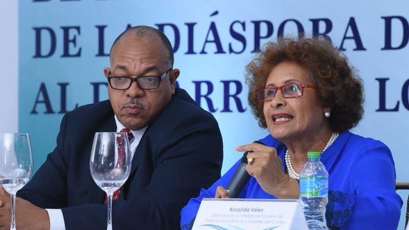 Rosajilda Velez - PRIMER TALLER SOBRE LA INTEGRACION DE LA DIASPORA AL DESARROLLO LOCAL