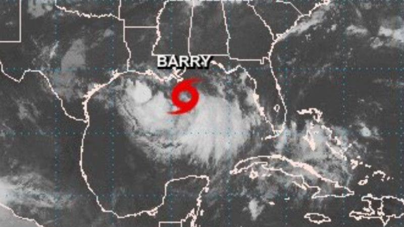 Tormenta tropical Barry
