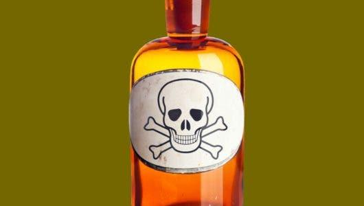 Comerciante se quita la vida al ingerir sustancia tóxica en Valverde