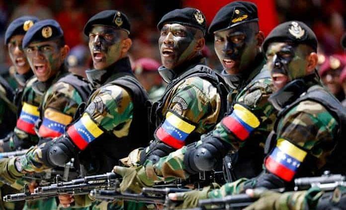 Venezuela: Maduro celebra Independencia con desfile militar