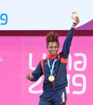 Beatriz Pirón conquista primera medalla de oro para RD en Juegos Panamericanos 2019