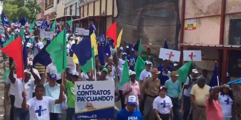 Coalición Democrática exige a Danilo Medina poner fin a su silencio