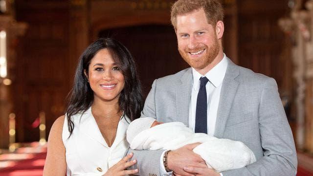 Príncipe Enrique dice que él y Meghan no tendrán más de 2 hijos por preocupaciones por el medio ambiente