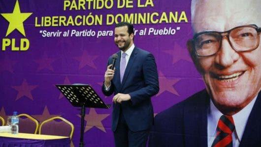 Rafael Paz presenta propuestas para construir oportunidades en el Distrito Nacional
