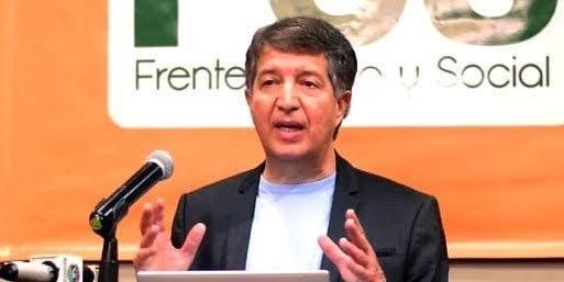 Presidente del Frente Cívico y Social pide al pueblo trabajador empoderarse