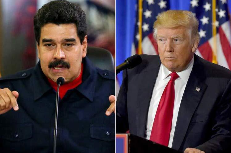 """Gobierno de Nicolás Maduro califica como  """"una nueva y grave agresión de terrorismo económico» el bloqueo de EEUU"""