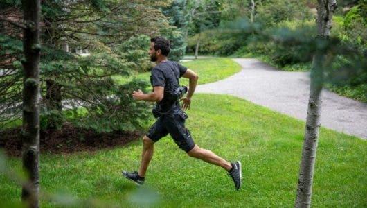 Presentan en EEUU shorts robóticos que ayudan a caminar y correr